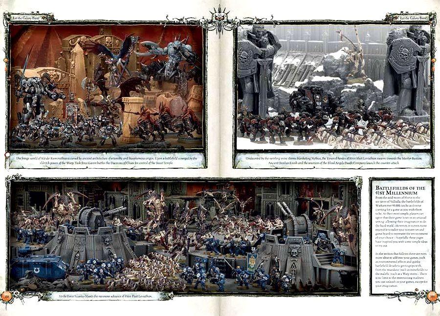 Le Livre de Règles de Warhammer 40,000 - V6 (en précommande) - Sujet locké - Page 2 940745imagewakav6