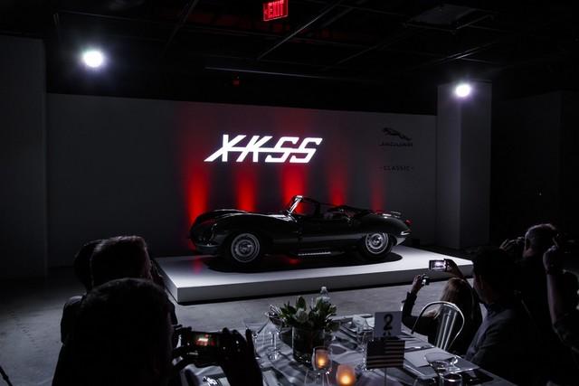 La « Nouvelle Jaguar XKSS D'origine » Dévoilée À Los Angeles  941685xksspetersenmuseum023