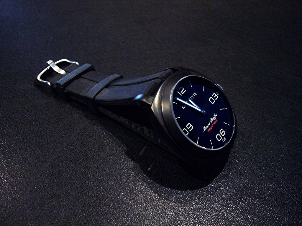 """Les montres """"en bois"""" 942273blackregattare"""
