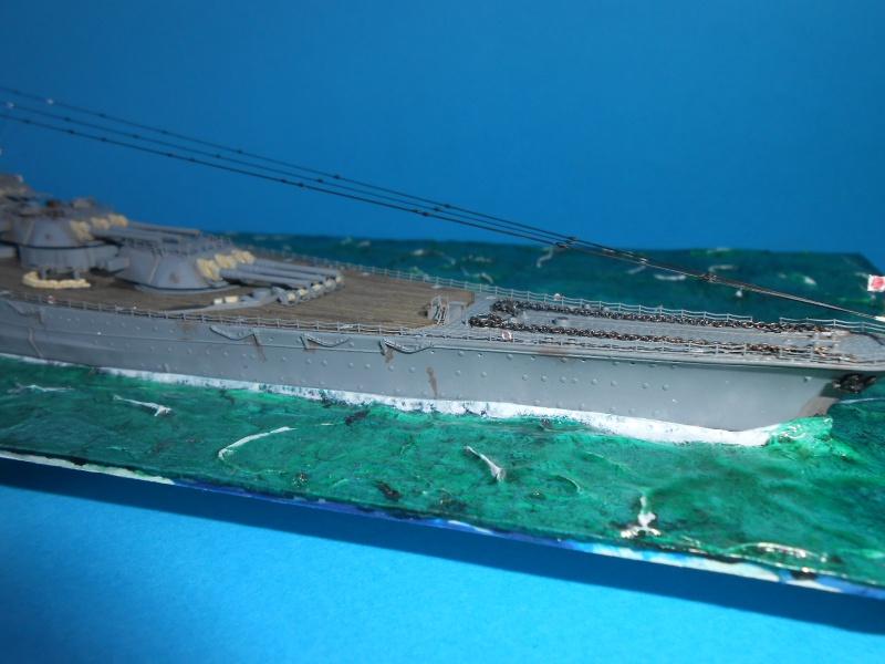 Yamato 1/700 Version 5 Avril 1945 942415DSCN6376