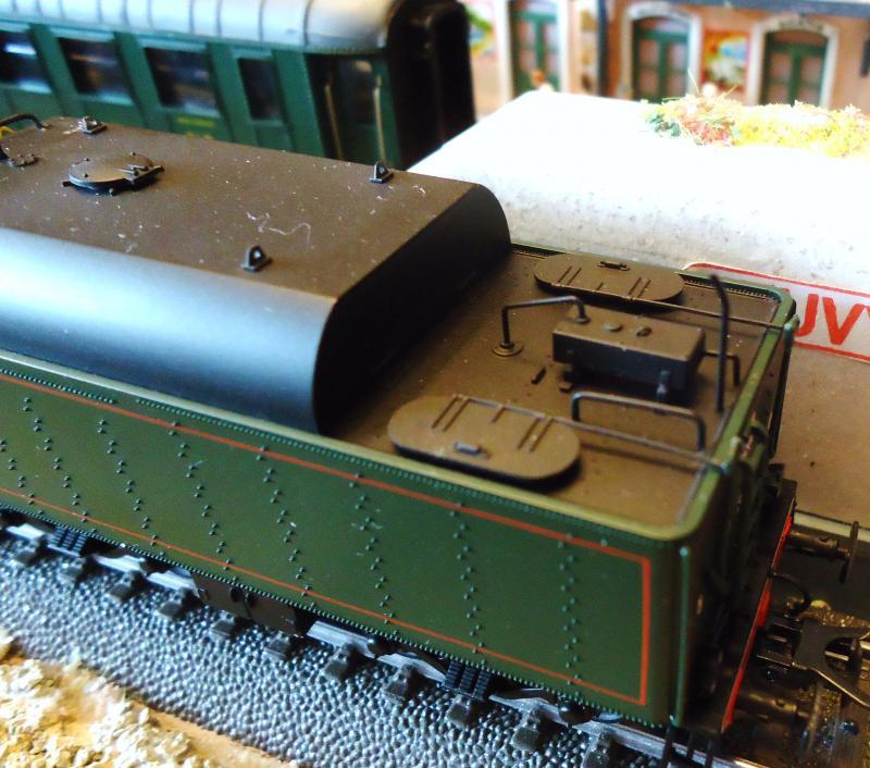 Loco vapeur 141 Jouef 3 rails AC d'origine 942842DSC02364