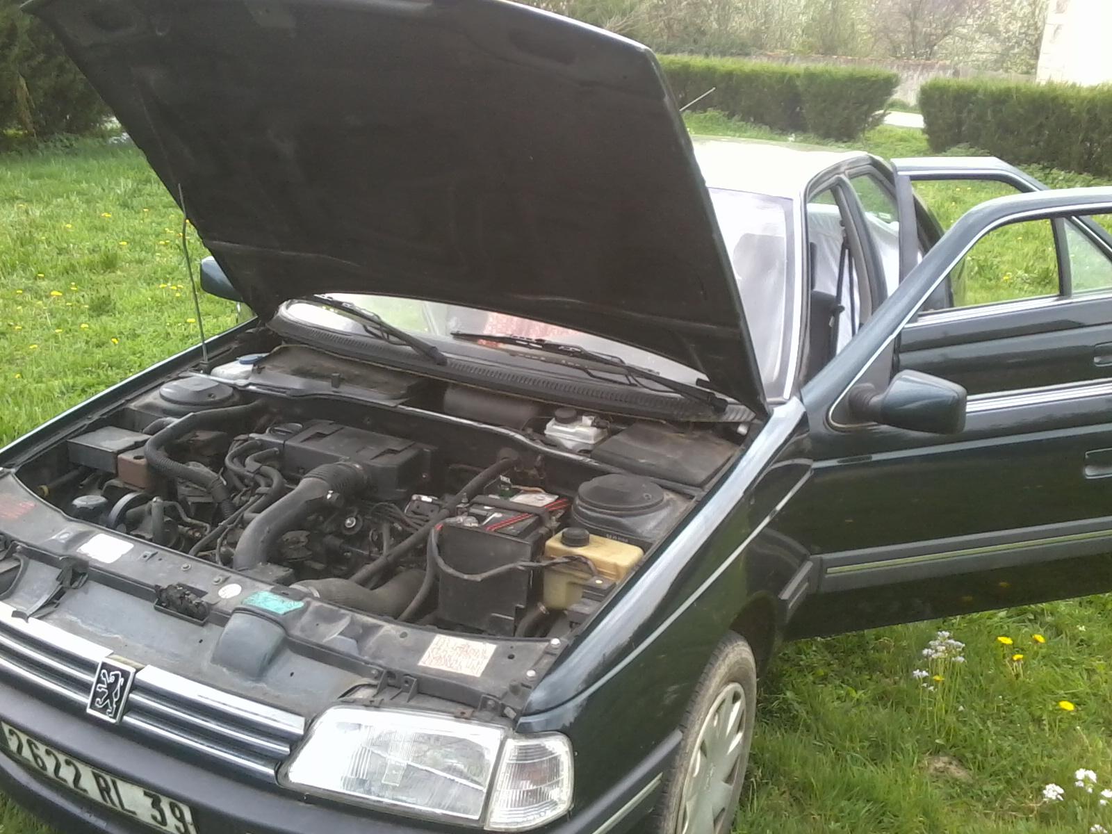 Présentation de ma nouvelle voiture, une Peugeot 405 Signature. 942919Photo0688