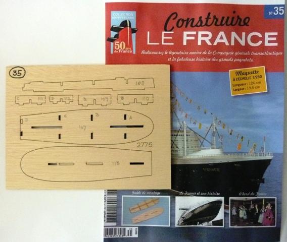 Le france  au 1/250è - hachette-Amati - Page 6 942955Fasc035r