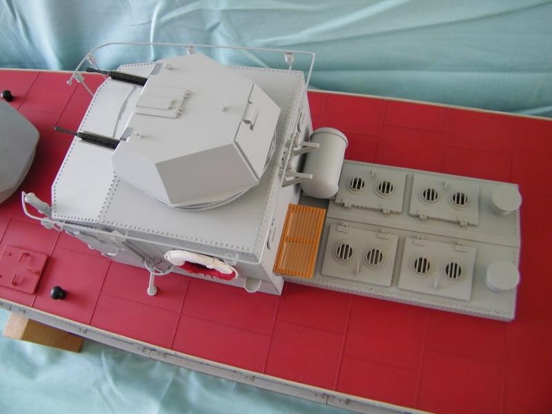 Russian gunboat Bk 1124 au 1/20e sur plan  - Page 6 9430931004677