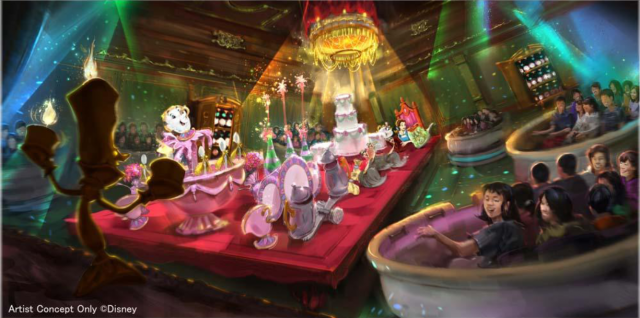 [Tokyo Disneyland] Nouvelles attractions à Toontown, Fantasyland et Tomorrowland (15 avril 2020)  - Page 2 943371W455