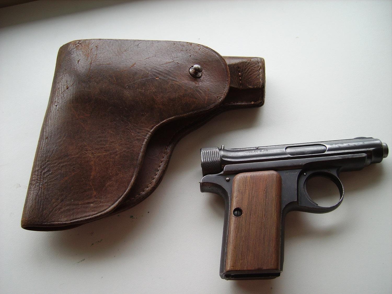 datation pistolet Sauer 1913 ?  944364IMGP6632