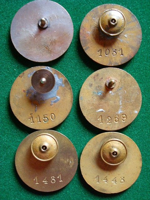 LES INSIGNES DU BATAILLON DE CHOC 1943/1963. 945113dosjanvier19441