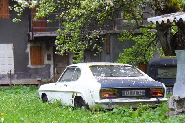 Les voitures abandonnées/oubliées (trouvailles personnelles) - Page 2 946254P103083101