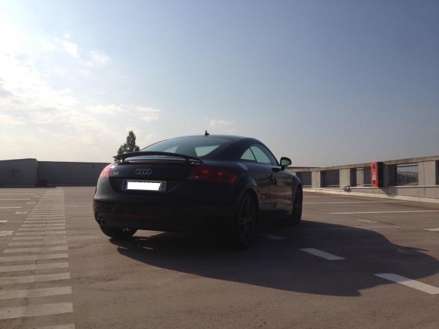 Audi TT Noir Fantôme du 54  946346015d9dd35a651680b745f51846dc2dbced010b8ecc
