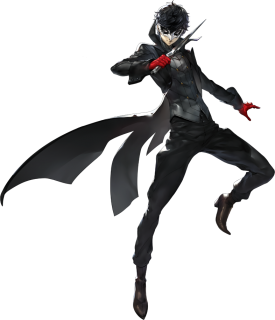 Persona 5 (PS3/PS4 - Anime) 947250Phantomrender