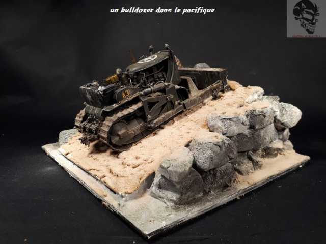 US Army bulldozer (Miniart 1/35) 94834320171108162553