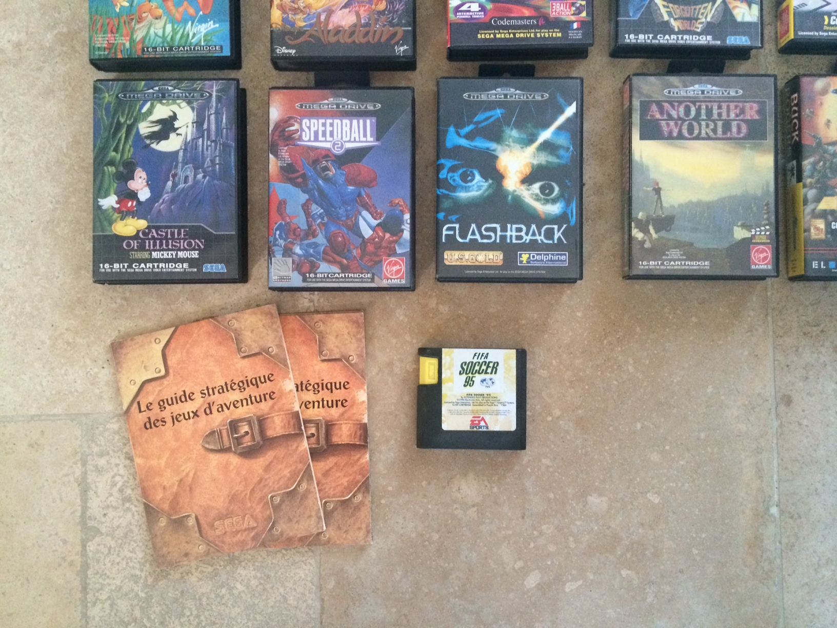 [VDS] lot de jeux megadrive pal  - a supprimer - nouv topic en cours 948538photo41