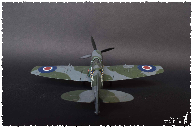 [Heller] Spitfire Mk. XVI 948606SpitfireMk1612