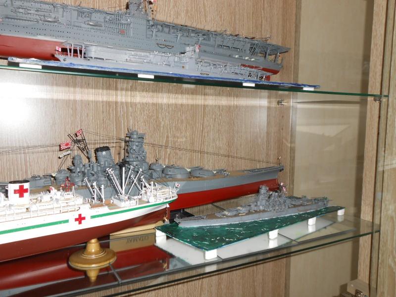 Yamato 1/700 Version 5 Avril 1945 948728DSCN6402
