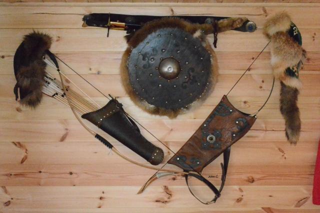 SEMAINE DU BUSHCRAFT avec l'Ecole Ichmoukametoff : Archerie traditionnelle bashkir - DATE MODIFIEE REPORT COVID à NOVEMBRE 2020 948997murbatyrjohnc
