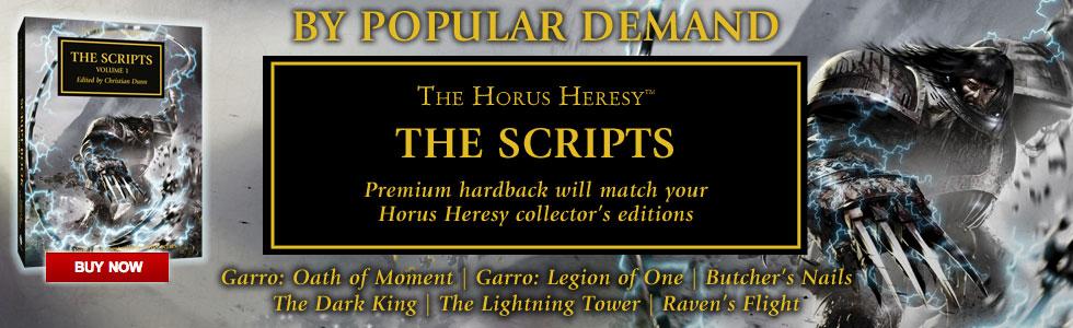 [Horus Heresy] The Scripts: Volume One 949127thescriptsbuy
