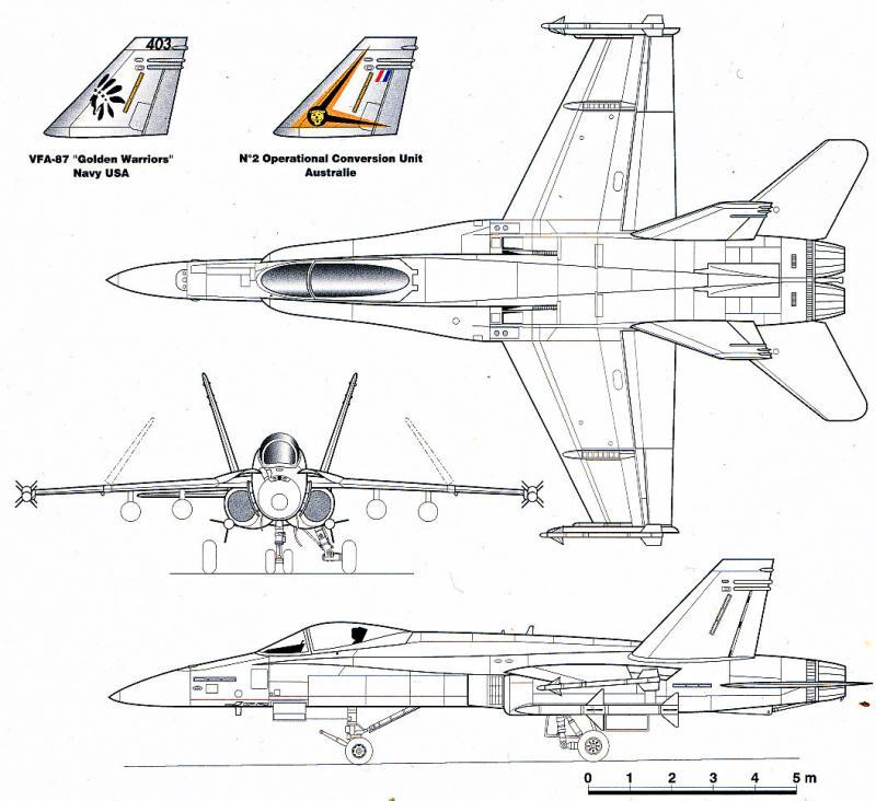 MCDONNELL-DOUGLAS F/A-18 HORNET  949195McDonnell_Douglas_F_18C_1
