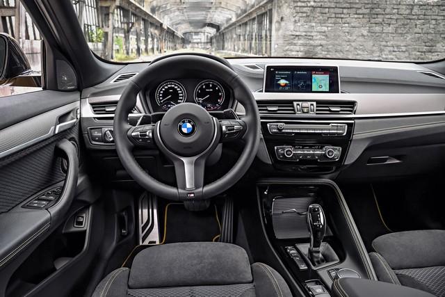 La nouvelle BMW X2 Silhouette élégante, dynamique exceptionnelle 949916P90278960highResthebrandnewbmwx2