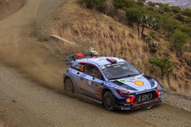 Rallye du Mexique : Un podium et une victoire en Power Stage pour Hyundai Motorsport 95044517212017mexicosv337low