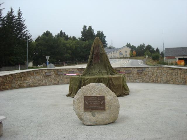 Mémorial Chocs et Commandos    MONT-LOUIS 30 sept 2014 951097051