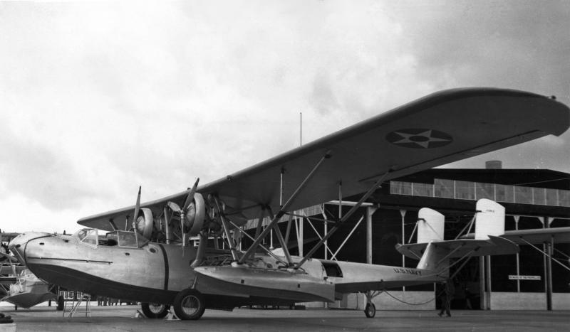 CONSOLIDATED PBY CATALINA  952139MartinP3M2