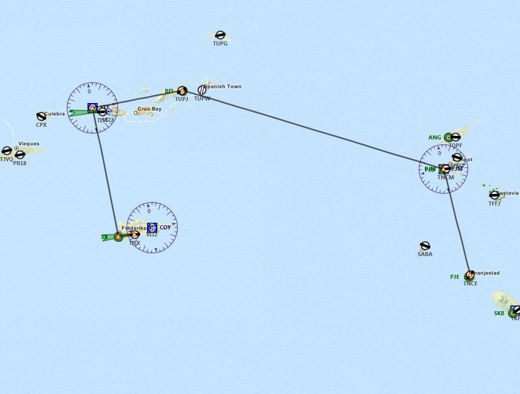 Etape 4: Révision navigation en version nocturne 952968201