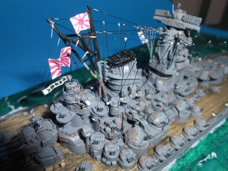IJN Yamato Tamiya 1/700e + PE Eduard - Page 4 953002DSCN6382