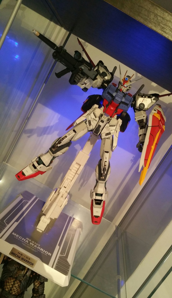 Review/Edito : Strike Gundam Metal Build 1/72 by Moshow la leçon Chinoise donnée a Bandai  953677201610061509071