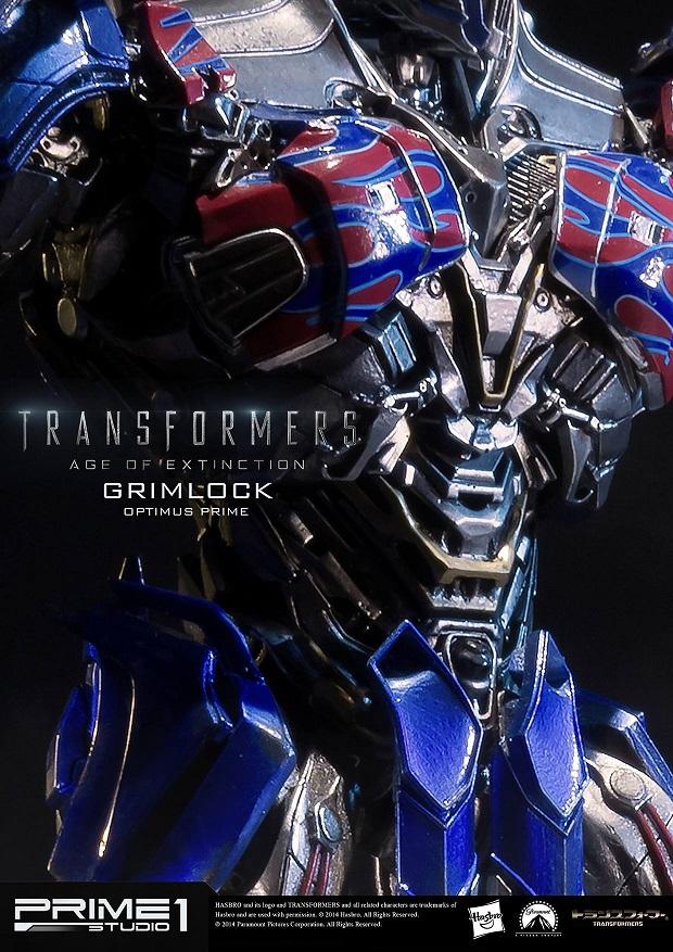 Statues des Films Transformers (articulé, non transformable) ― Par Prime1Studio, M3 Studio, Concept Zone, Super Fans Group, Soap Studio, Soldier Story Toys, etc - Page 2 953819Prime1StudioMMTFM05GrimlockOptimusPrimeStatue91410887635