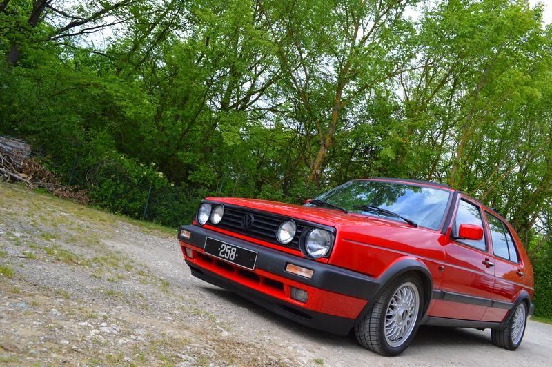 [Golf 2 GTD 1989 Rouge Tornado] Mon Nouveau Daily 954673DSC1816