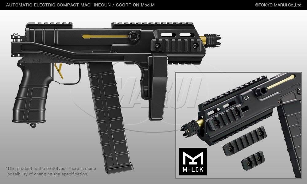 Nouveau Scorpion Mod.M AEP TM 9552112351147019638561572305369209854348855208644o