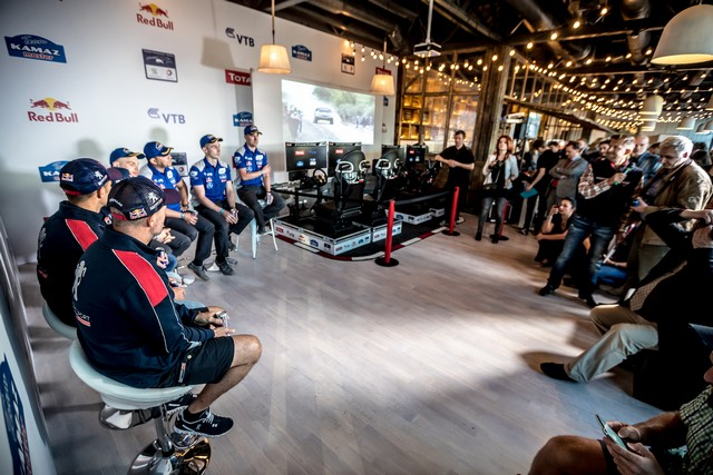 Peugeot dans les starting-blocks pour le Silk Way Rally ! 955582595f83f374867
