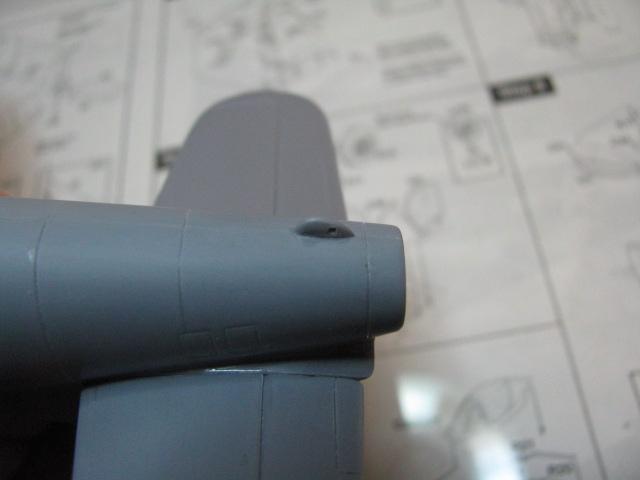 Ryan XF2R-1 Dark Shark Czech Model 1/48.....Terminé! 955708IMG8970