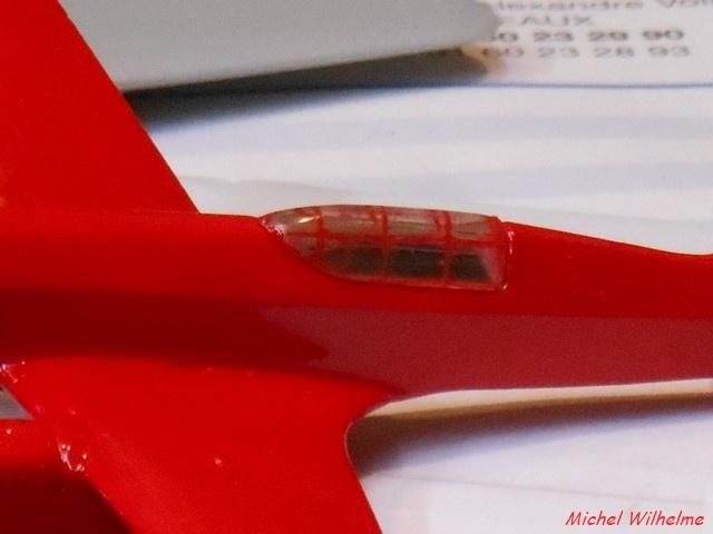 DE HAVILLAND D H88 kit Airfix 1959 955813DSCN9410Copier