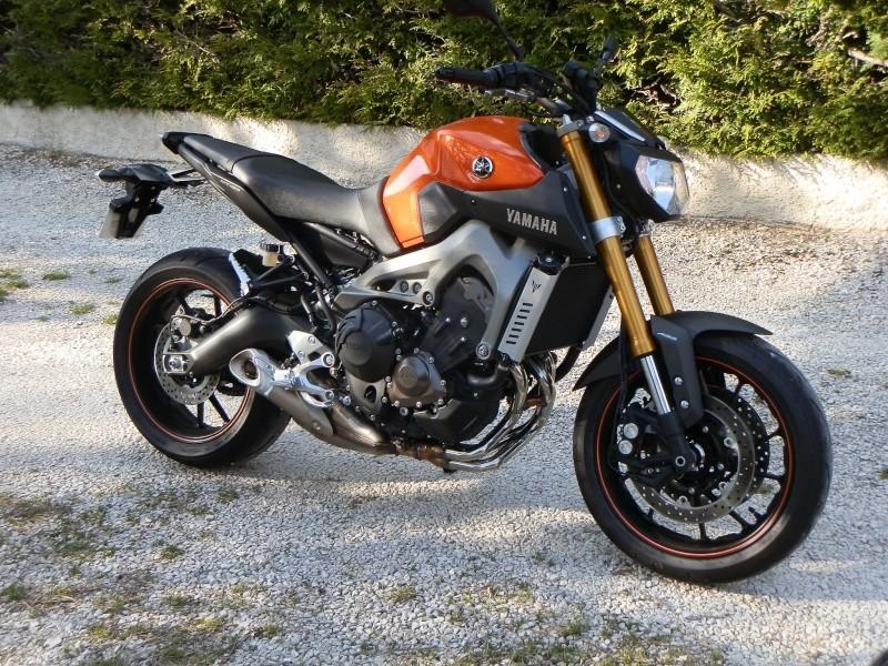 Photos de toutes les Yamaha MT-09 du forum ! :) 956318YImpegaz