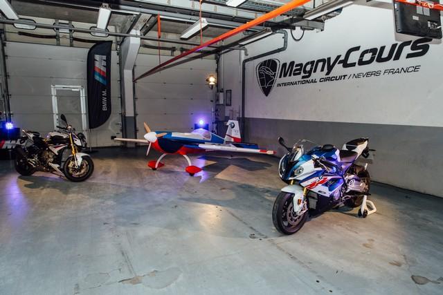 BMW a officialisé le 9 mars son partenariat avec le Circuit de Nevers Magny-Cours  957596P90250613highRespartnershipbetween