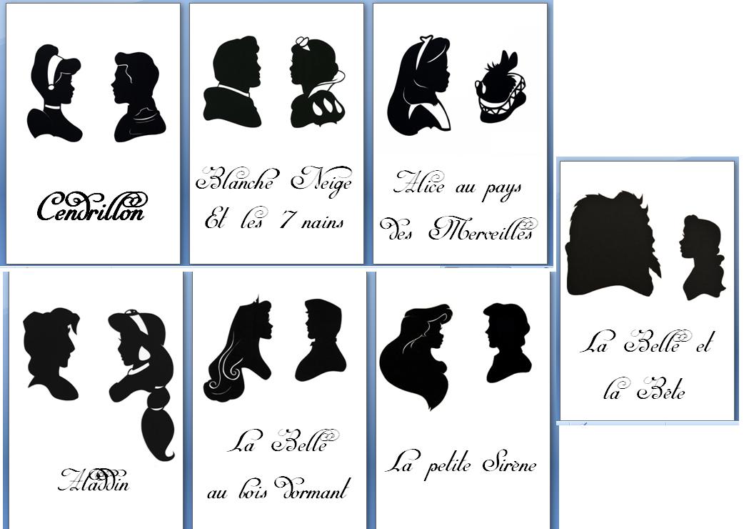 """J'ai dit """"Oui!"""", mariage le 31 mai 2014 """"Les grands classiques Disney""""... 957744DCPtete"""