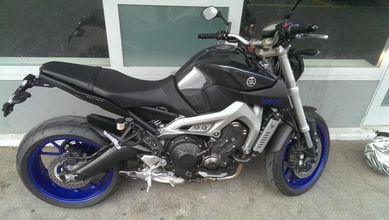 Photos de toutes les Yamaha MT-09 du forum ! :) 959269YGrymm