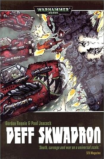 Deff Skwadron de Gordon Rennie & Paul Jeacock (Graphic Novel) 960608DeffSkwadronoriginal