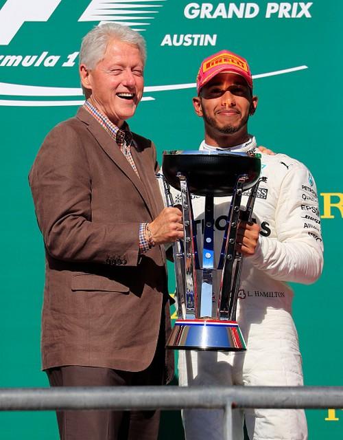 F1 GP des États-Unis 2017 : victoire Lewis Hamilton, titre constructeur pour Mercedes 960722865159086