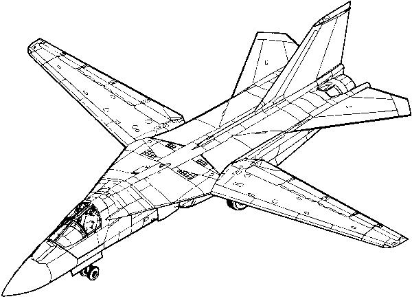 MCDONNELL-DOUGLAS F/A-18 HORNET  961782F111B