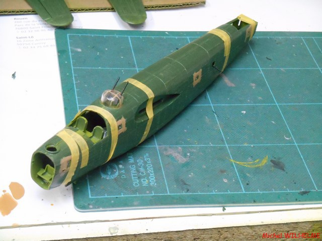 B24.D LIBERATOR kit 1/72 Revell 961807DSCN8483Copier