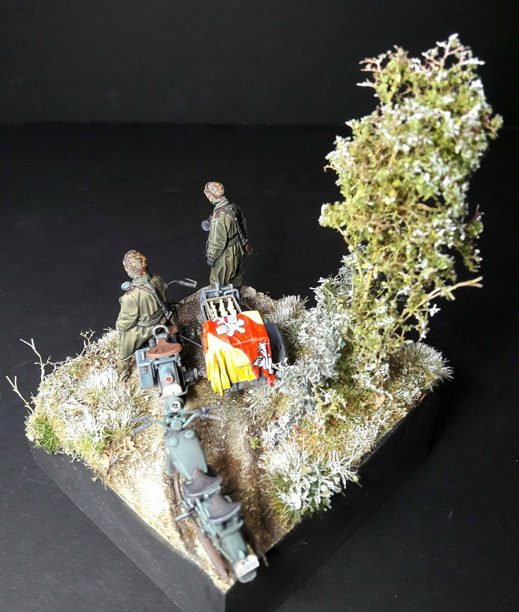 Zündapp KS750 - Sidecar - Great Wall Hobby + figurines Alpine - 1/35 - Page 5 9620762013359610211805849676227754161209o