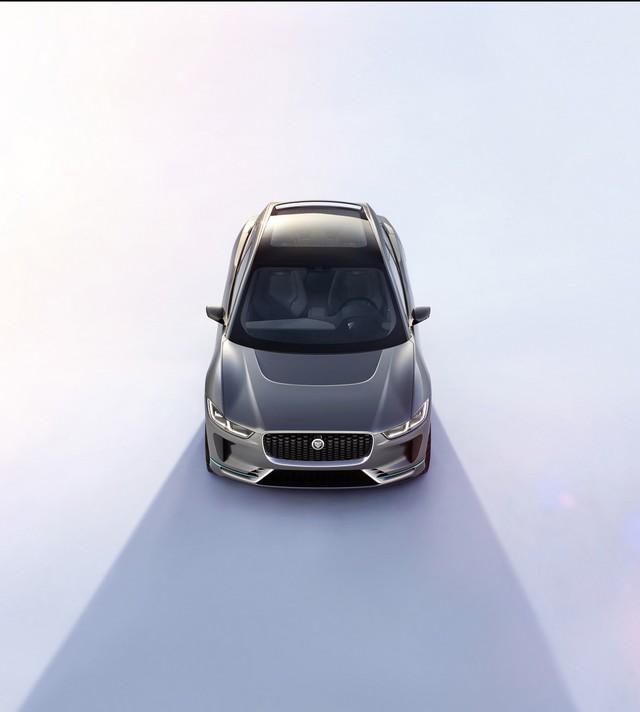Jaguar Dévoile Le Concept I-PACE : Le SUV Électrique Performant 962195jagipacestudioexterior14111605