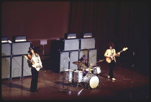 New York (Hunter College) : 2 mars 1968 [Second concert]     963001Huntern