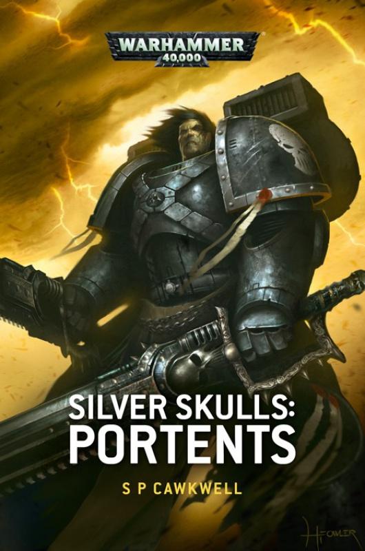Silver Skulls: Portents de Sarah Cawkwell 965160SilverSkullsPortentsePremiere
