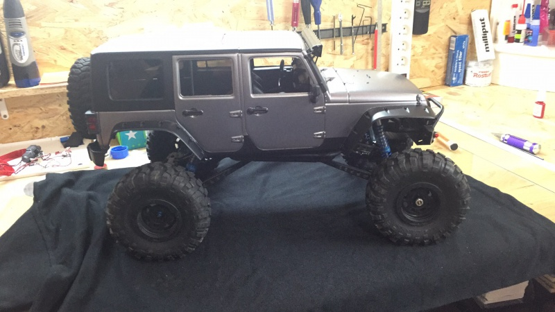 Jeep Rubicon Wraith New Bright - Page 2 965325IMG0844