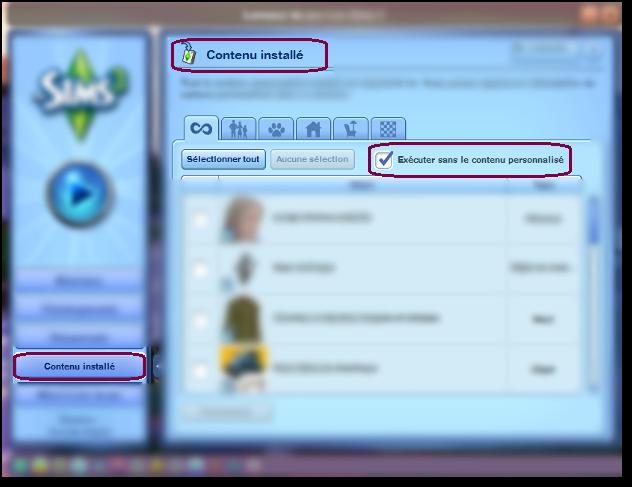 [Fiche] Nettoyer un Sims3pack persistant  966661option1