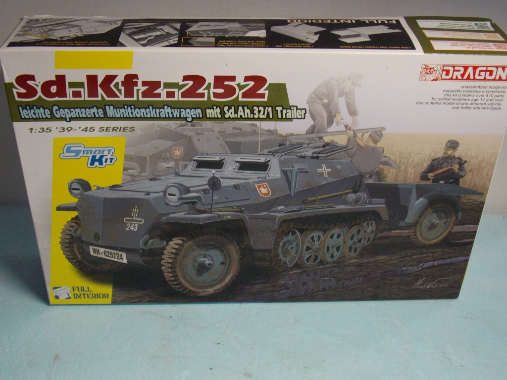 Quelque part sur le front de l'Est Juin 41 - Stug III Ausf.B (Tamiya ) et Sd.Kfz.252 (Dragon ) 1/35 968005DSCN5372
