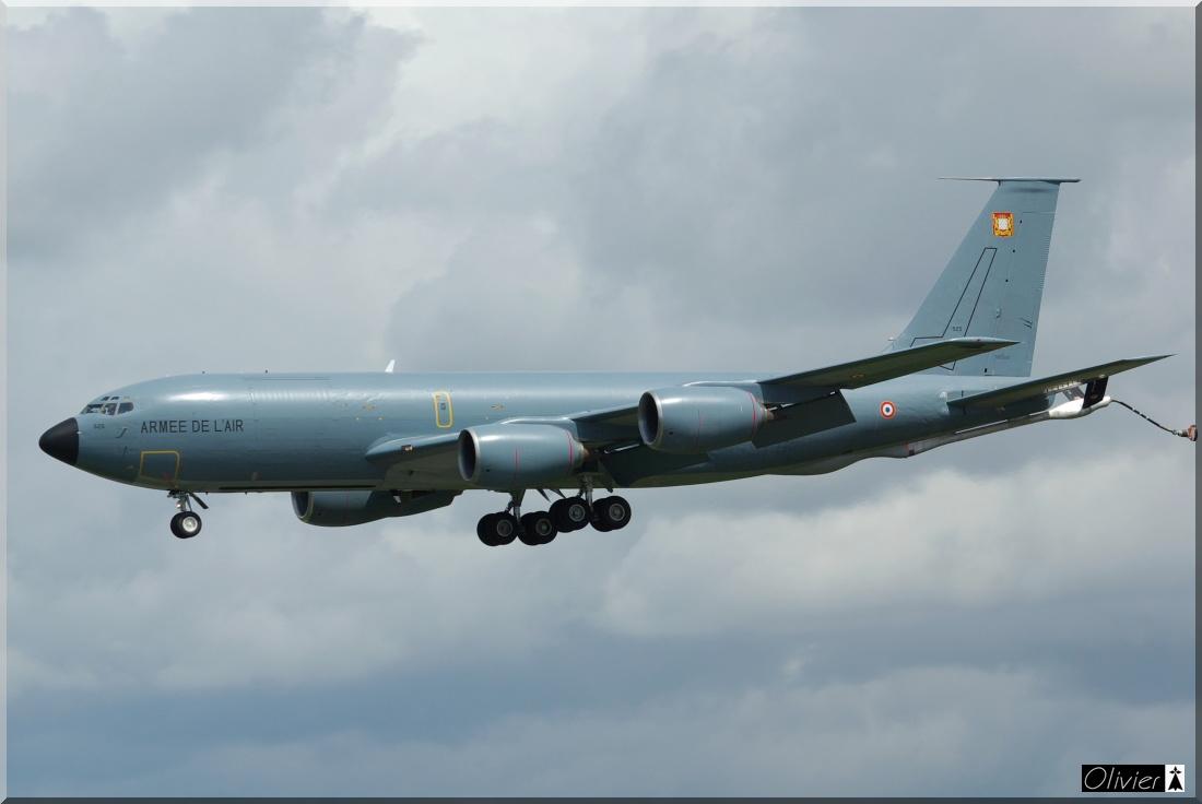 Boeing KC-135 Stratotanker Armée de l'Air 525 / 93-CN  & divers le 12.05.14 968302IMGP5437